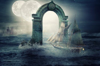 fear and sailing into infinity