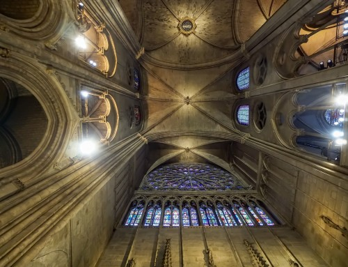 On the Power of Symbols: Notre Dame